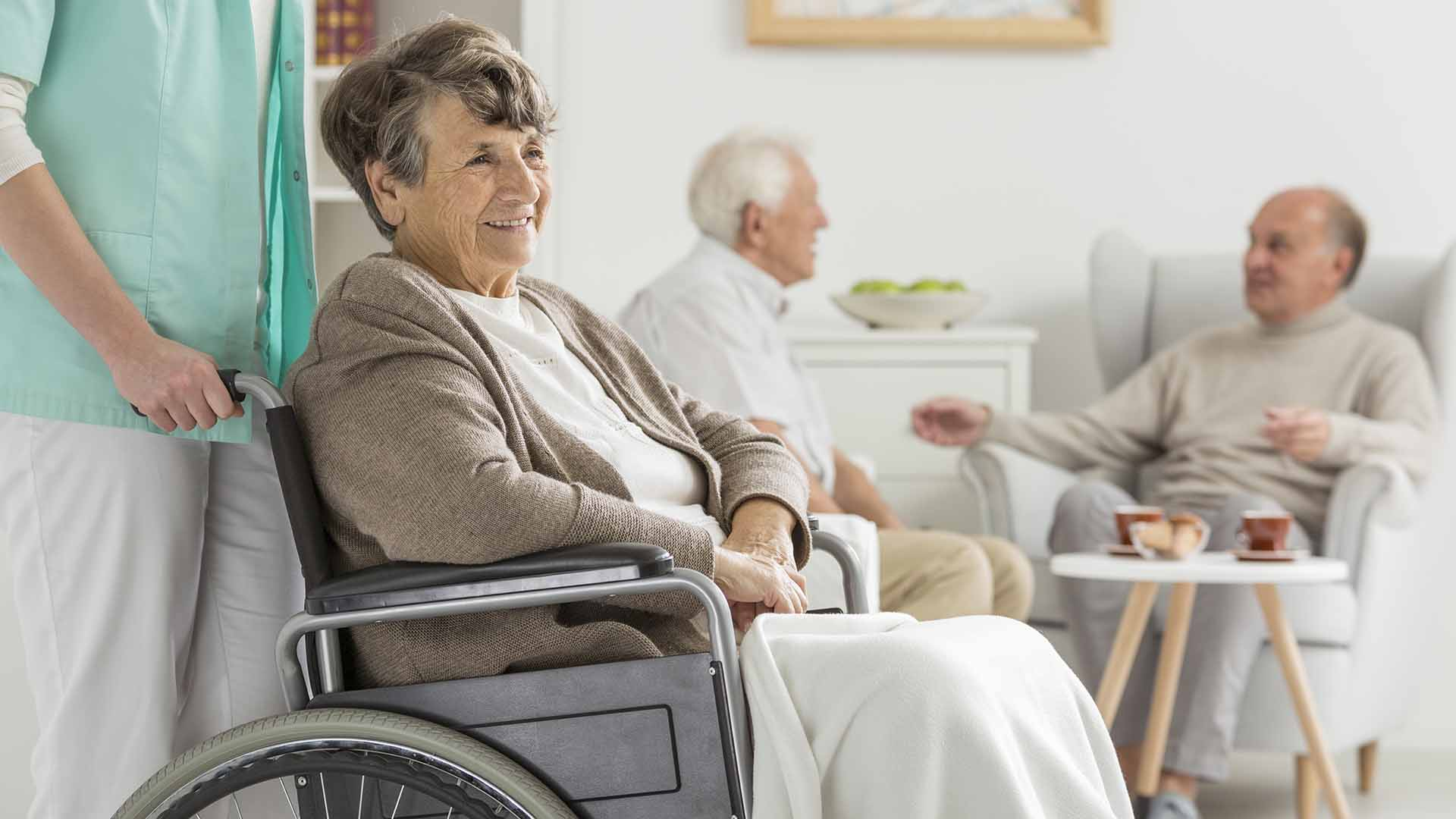 Einzug ins Pflegeheim – Was muss beachtet werden?