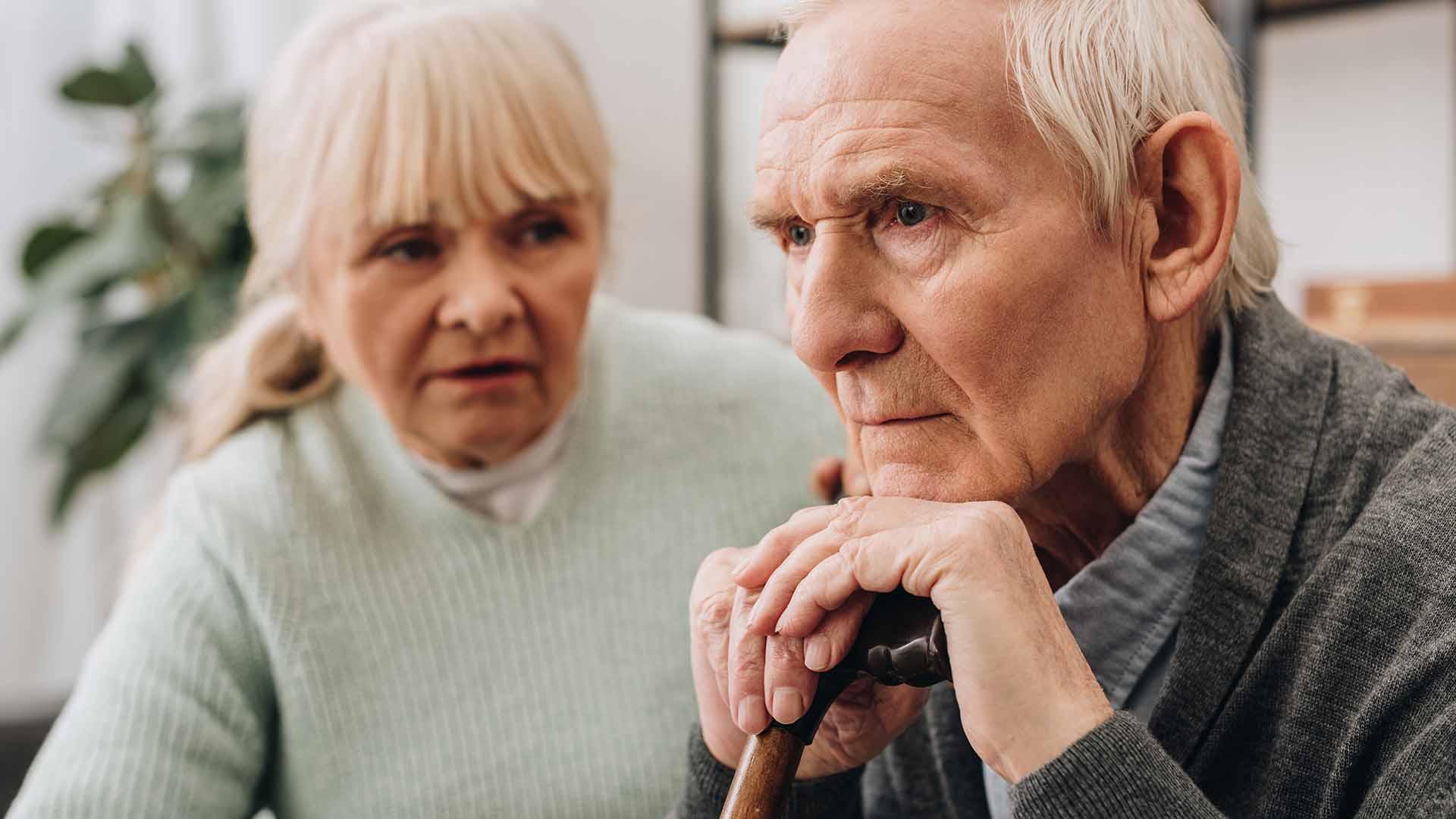 Leben mit einer Demenz erkrankten Person - Tipps für den Betreuungsalltag
