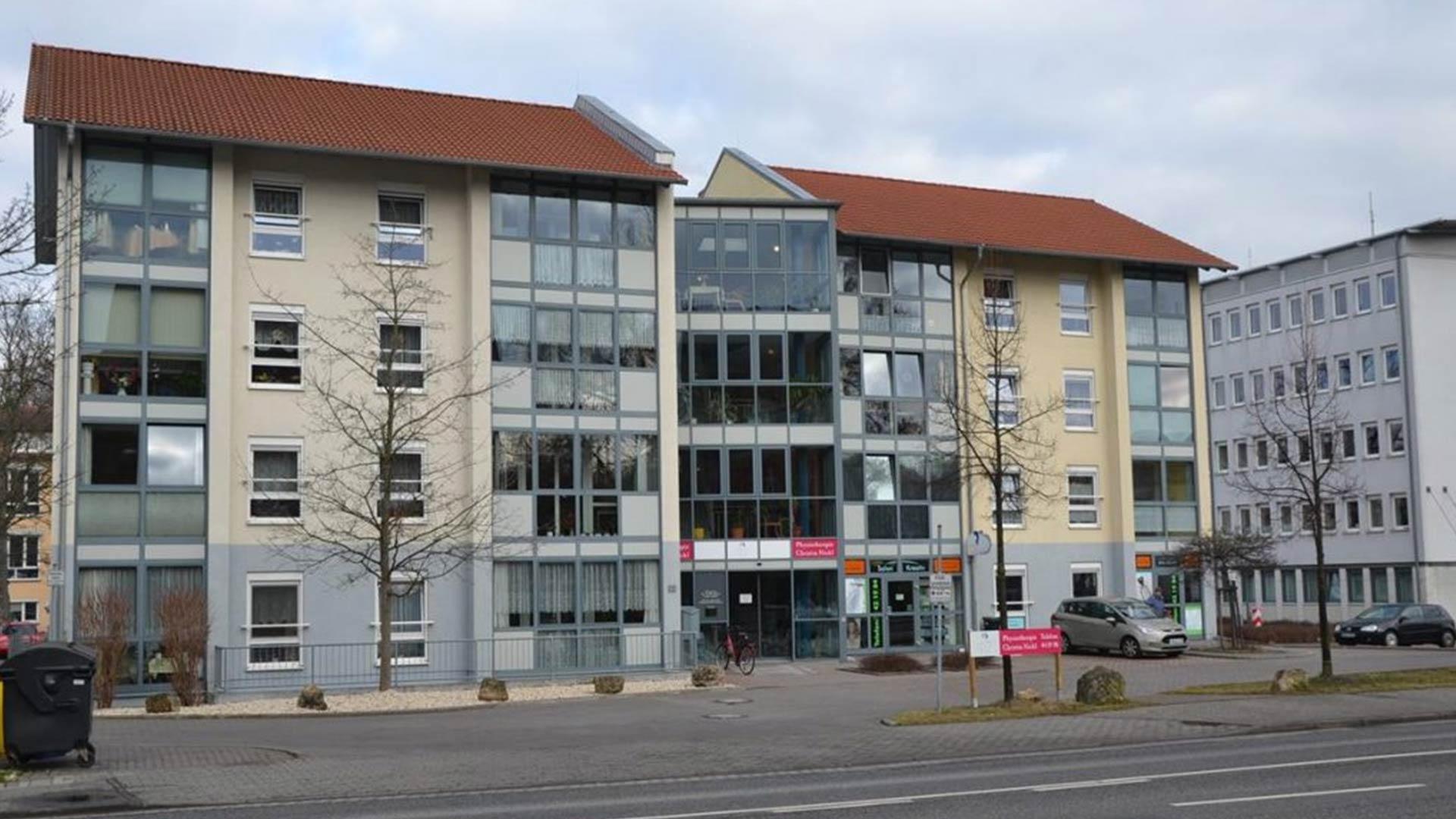 Wohn- und Pflegezentrum | Brunnenhof
