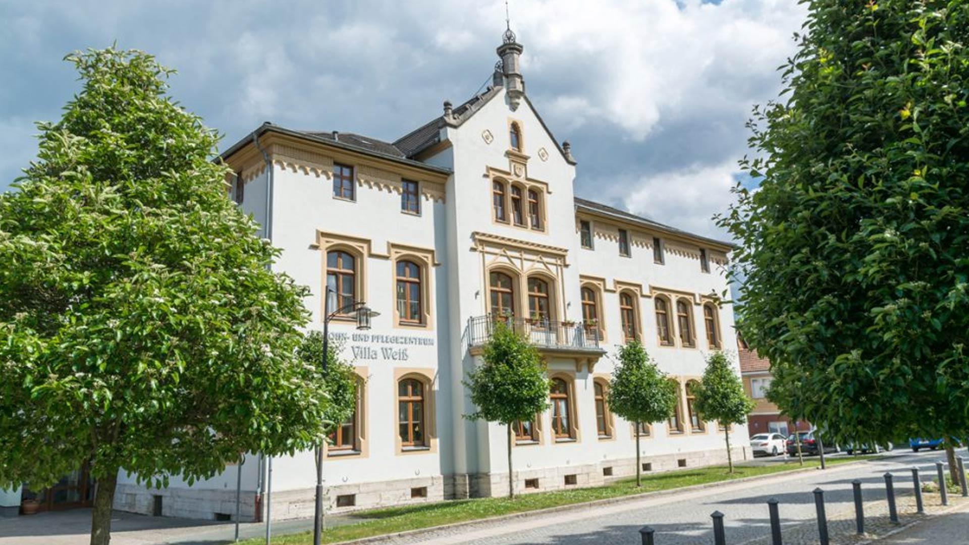 Wohn- und Pflegezentrum | Villa Weiss