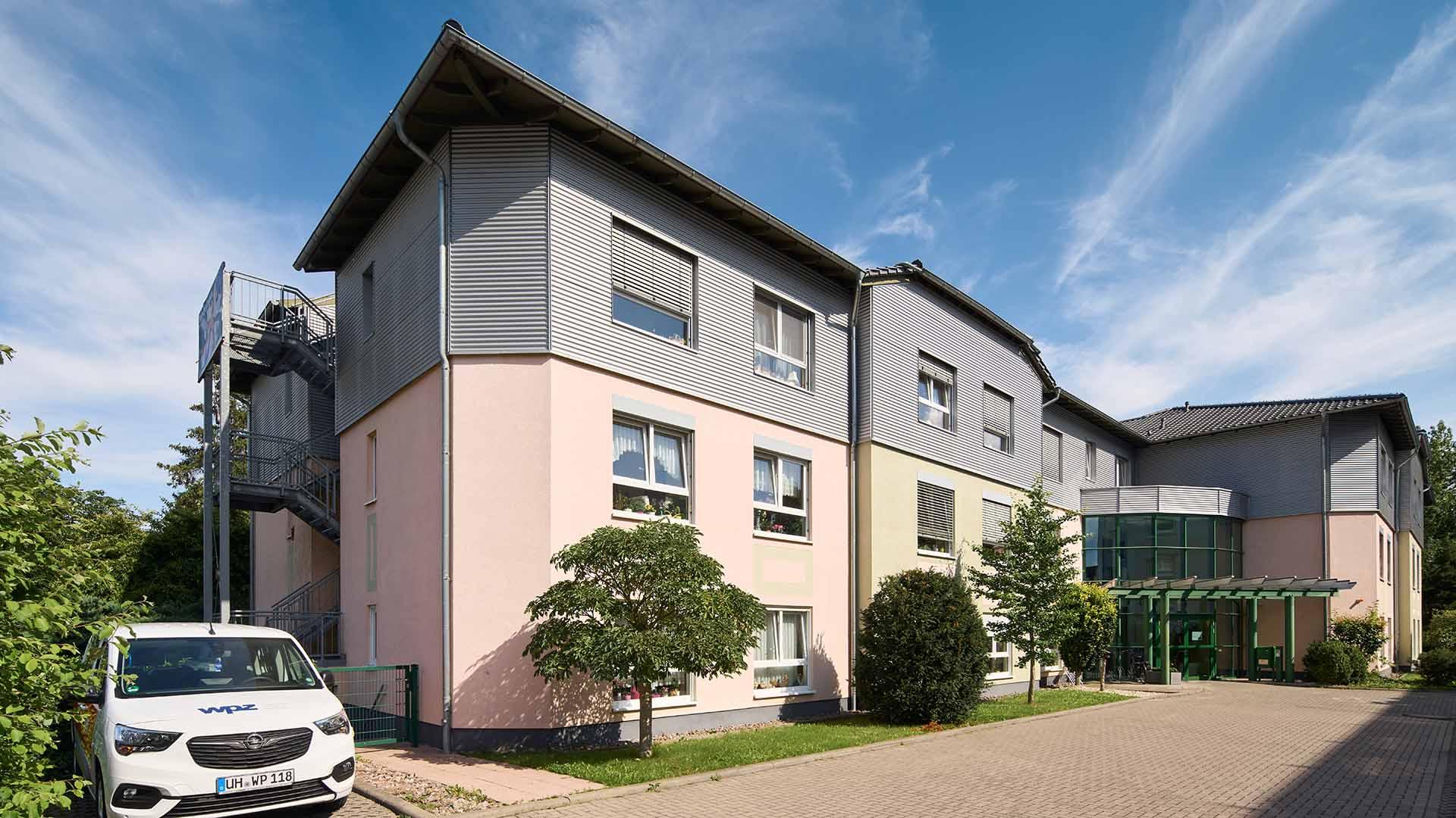 Wohn- und Pflegezentrum | Am Hainich
